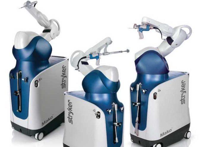 Il robot Mako è il top odi gamma nel campo della chirurgia