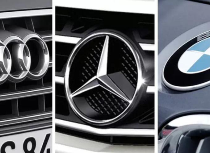 Mercedes batte Bmw e Audi: è lei la regina nel 2019
