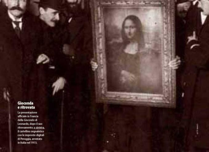 ACCADDE OGGI – il 4 gennaio 1914, la Gioconda di Leonardo da Vinci veniva restituita al museo Louvre di Parigi,