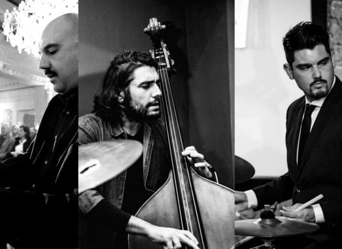 Ass. Cult. Barga Jazz Club presenta:  GORGONE PIEROTTI CIDALE TRIO