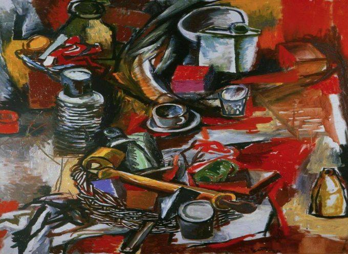 18 gennaio 1987 moriva a Roma il pittore siciliano Renato Guttuso