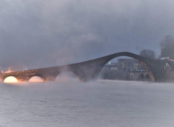 Strane luci al Ponte del Diavolo
