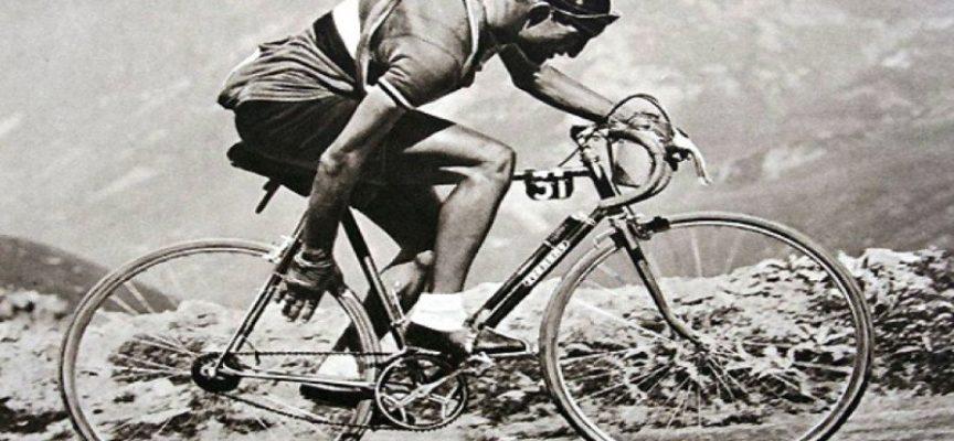 in questo Giorno della Memoria voglio ricordare il nostro grande campione Gino Bartali