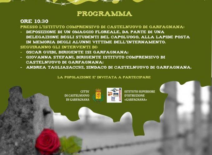 CASTELNUOVO DI GARFAGNANA – IL Giorno della Memoria