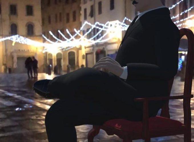Natale con il Maestro. Si chiama così l'app, nata proprio in questi giorni di festa, che vuole promuovere il centro storico di Lucca
