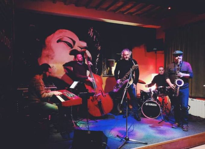 Ass. Cult. Barga Jazz Club –  presenta – JAM SESSION con la Barga Jazz Club resident band!