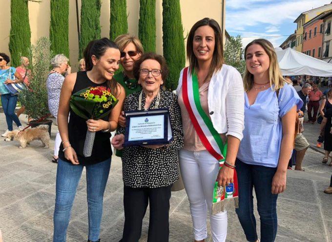 Ieri ci ha lasciati Enza Baldasseroni della storica Profumeria Botti di Altopascio.