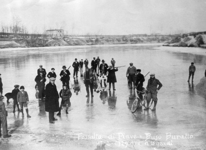 Inverno 1929, Fu il più rigido del XX secolo.