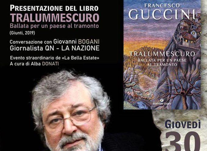 FRANCESCO GUCCINI A CASTELNUOVO DI GARFAGNANA
