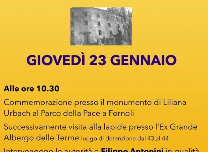 GIORNATE della MEMORIA 2020, a Bagni di Lucca