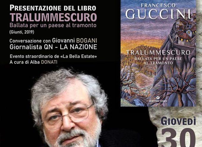 CASTELNUOVO DI GARFAGNANA – Francesco Guccini presenta il suo libro