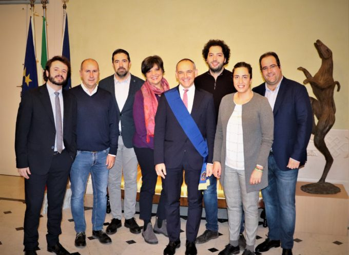 MENESINI BIS – il presidente ha assegnato le deleghe ai consiglieri provinciali di maggioranza