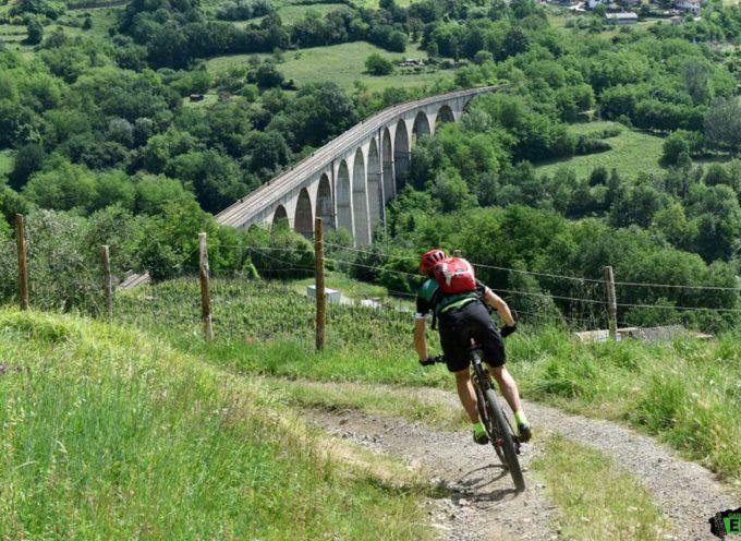Simboli della Garfagnana EPIC: il ponte ferroviario della Villetta.