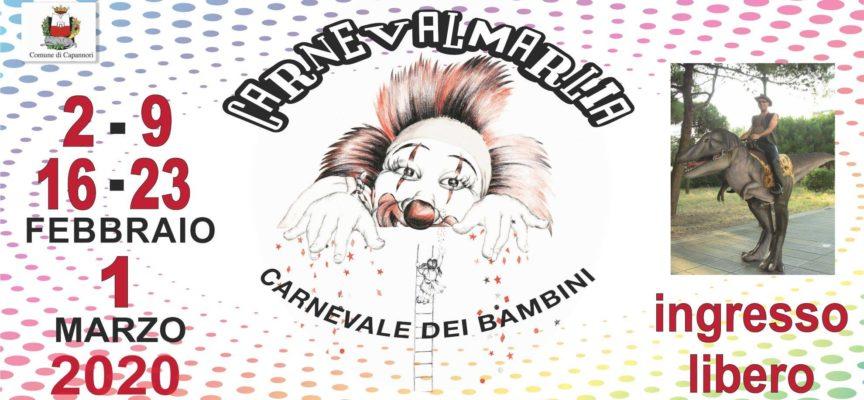 Da quest'anno il CarnevalMarlia torna al gran completo.