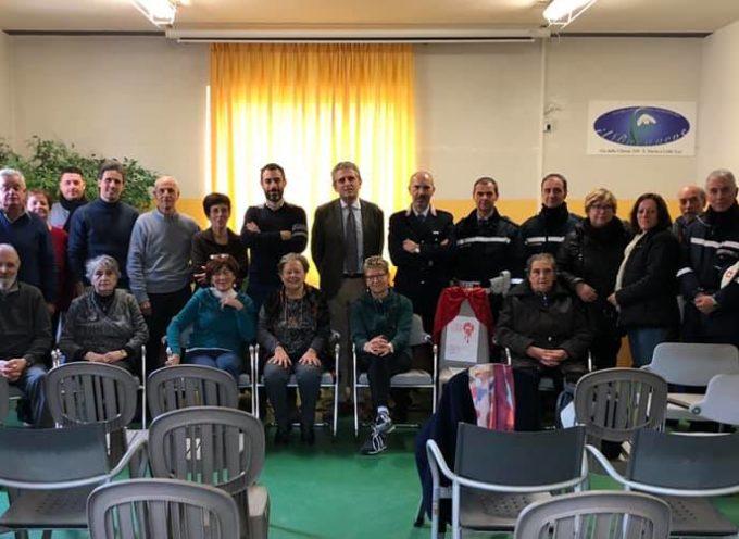 Questa mattina a Santa Maria a Colle ha preso ufficialmente il via il progetto della Polizia di Prossimità.