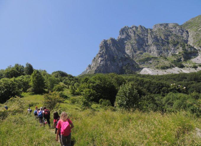 Il Parco delle Alpi Apuane per le scuole