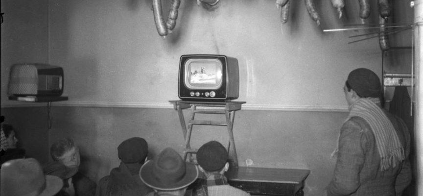 Come eravamo: anni '50. Foto di Aldo Ferrari.