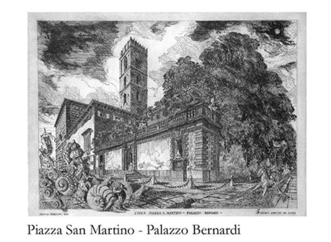 """Inizia con """"Il viaggio"""" di Anichini il calendario del Palazzo delle Esposizioni di Lucca"""