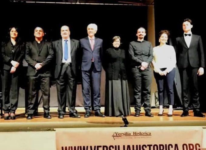 Seravezza, Scuderie Granducali – Posti in piedi al Concerto Augurale d'Epifania, in memoria di Daria Pennacchi Santini