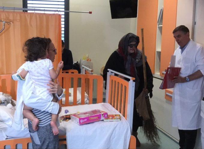 """donazione anche dell'Inter Club Capannori alla Pediatria del """"San Luca"""""""