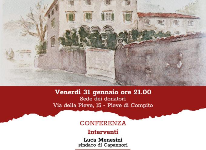 A PIEVE DI COMPITO LA CONFERENZA 'COMPITESE 1944
