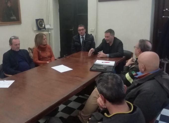 Riunito il Centro Operativo Comunale di Protezione Civile a Pescia
