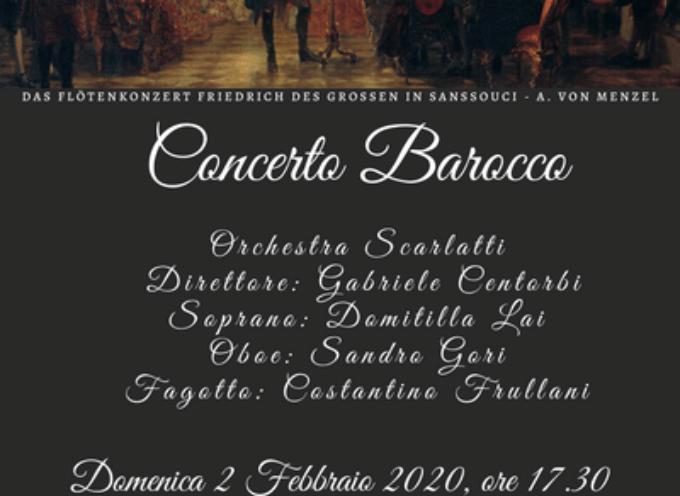VILLA BERTELLI – Concerto Barocco con l'Orchestra Domenico Scarlatti