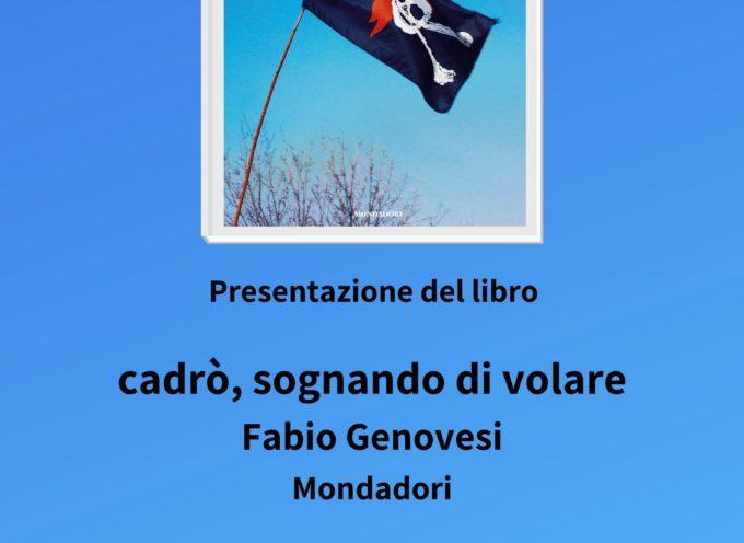 Fabio Genovesi presenta il suo ultimo libro a Villa Bertelli