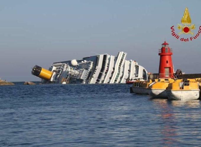 Costa Concordia: Giani al Giglio, la Regione ricorda le vittime