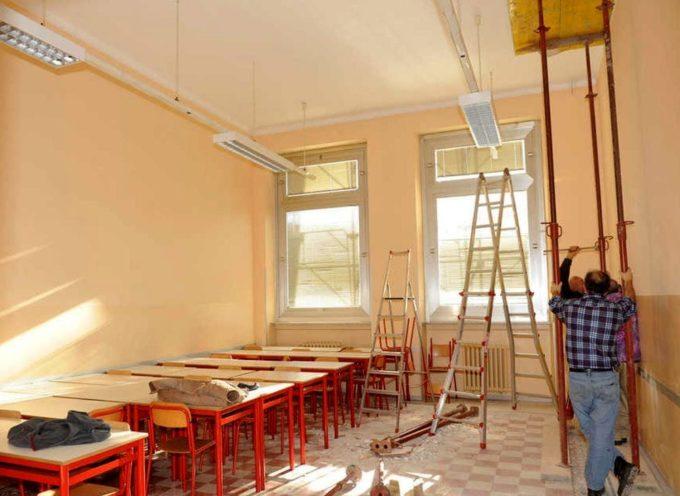 Edilizia scolastica, approvata mozione Marchetti (FI) «La Regione attiverà fondo di rotazione per anticipo di cassa a enti locali