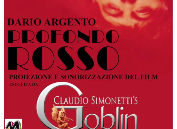 Claudio Simonetti's Goblin – Profondo Rosso e Concerto live in Toscana a Febbraio
