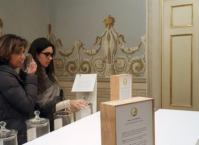 sabato 18 gennaio apertura straordinaria del percorso olfattivo a Palazzo Ducale