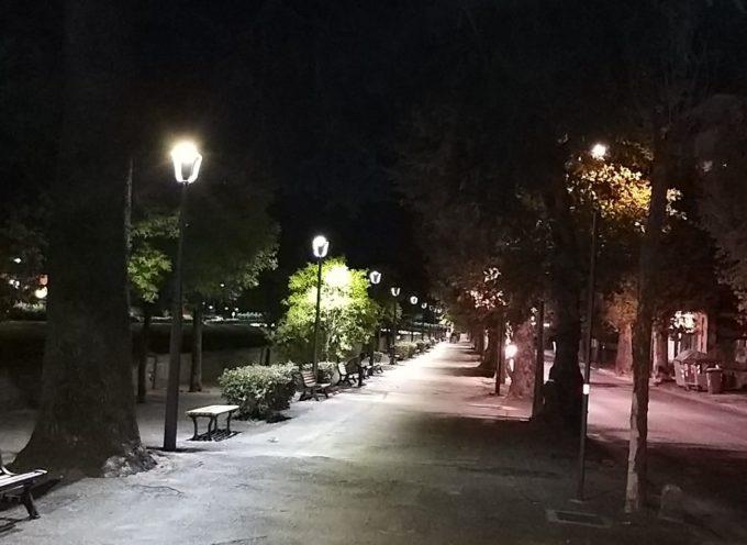 Parte una nuova tranche di illuminazione pubblica a Pescia