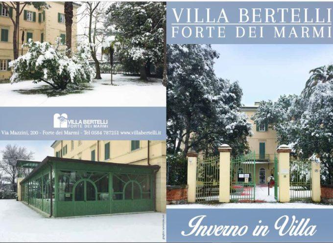 Prosegue con la rassegna Inverno in Villa  il calendario degli appuntamenti settimanali dedicati alla musica,