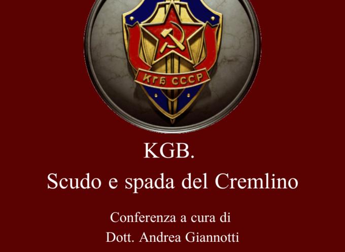 Evento a cura di Villa Bertelli – KGB. Scudo e spada del Cremlino