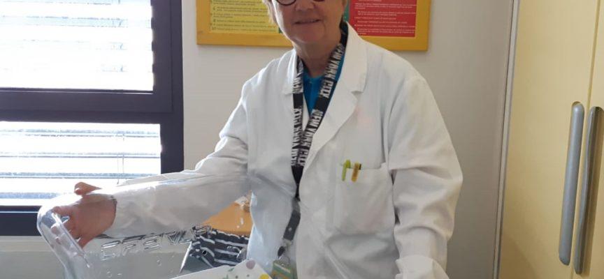 Laura Crespin nuova responsabile della pediatria della Valle del Serchio