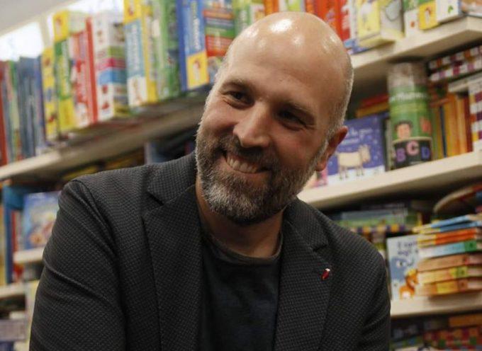 Lorenzo Marone ospite della Società lucchese dei lettori