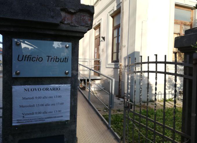 L'ufficio tributi si sposta nel palazzo Sermas