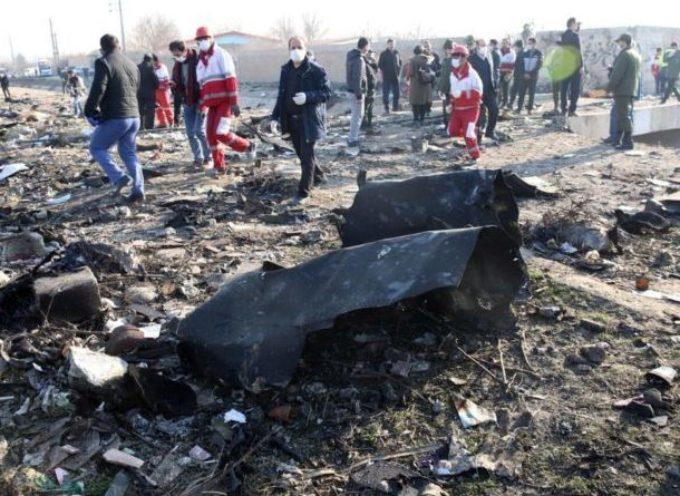 Aereo ucraino precipita in Iran, i morti sarebbero 177.