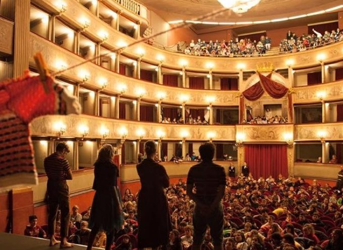 Teatro: un viaggio nell'Inferno Dantesco con la Cattiva compagnia e il GIGLIO