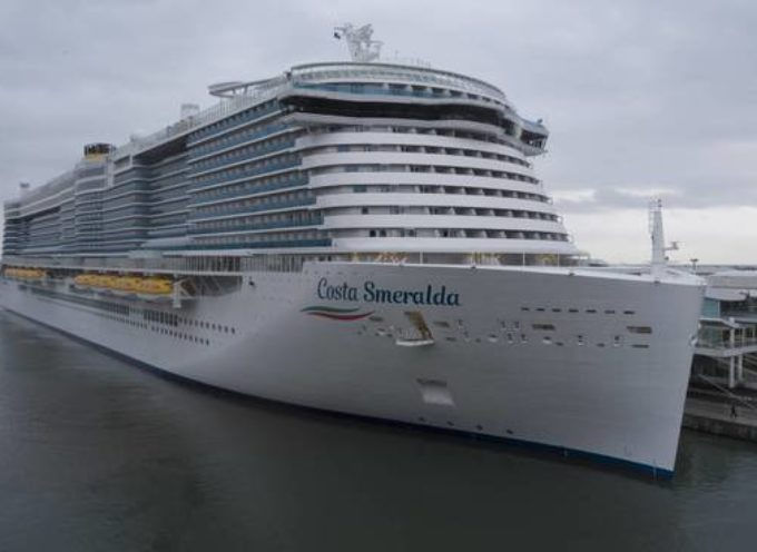 Coronavirus, due cinesi con febbre alta su una nave da crociera a Civitavecchia: 6mila persone  bloccati a bordo
