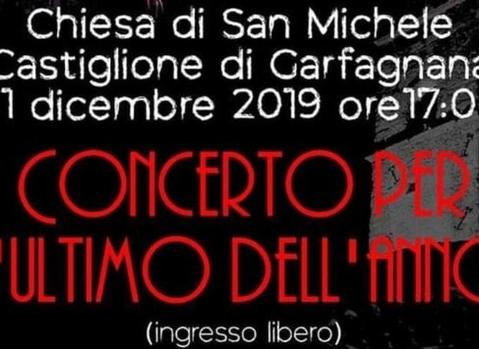 Successo per il concerto di San Silvestro a Castiglione Garfagnana