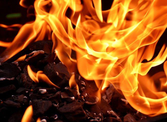 Garfagnana: Muore mentre brucia il fogliame