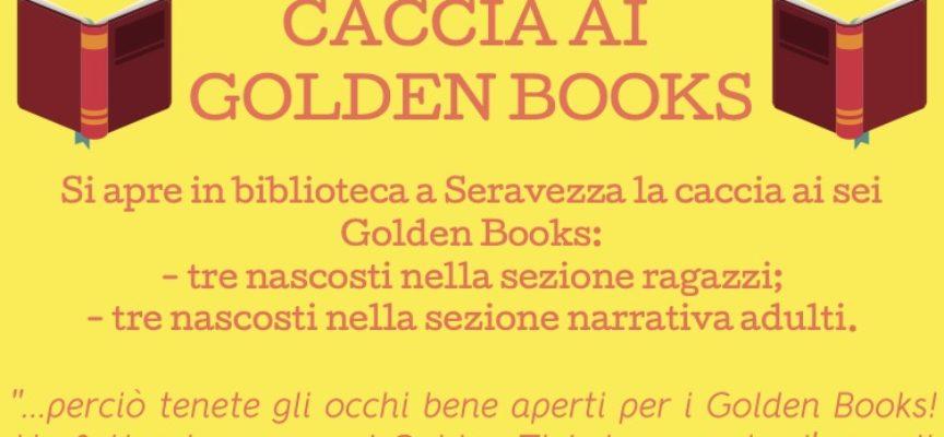 """SERAVEZZA – ecco il concorso """"Caccia ai Golden Books"""" ispirato alla """"Fabbrica di cioccolato"""""""