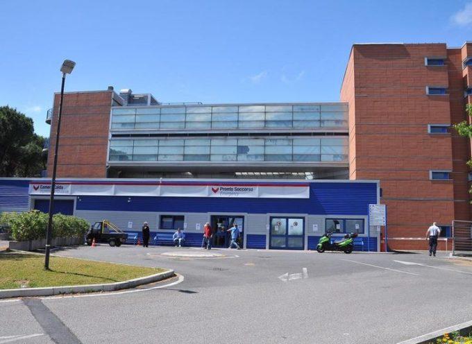 Ospedale Versilia, chiusura ufficio protesi;