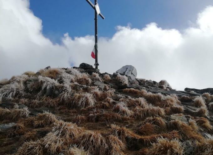 Escursione su monti Sagro e Spallone, Alpi Apuane