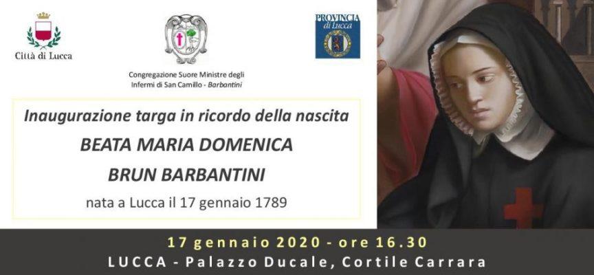 200 anni fa nasceva Maria Domenica Brun Barbantini