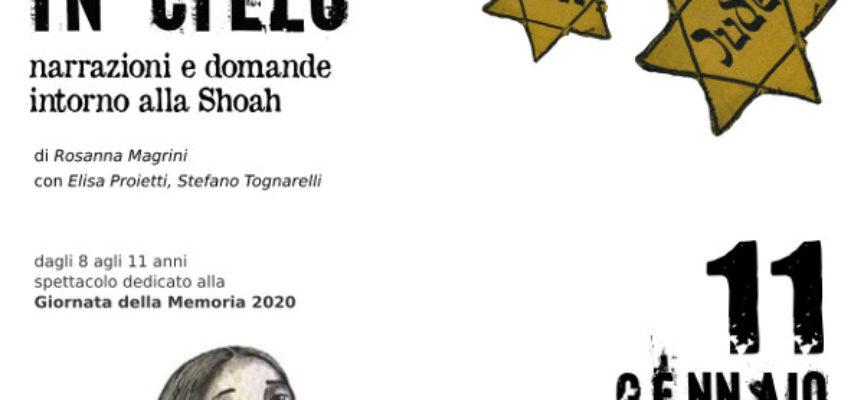 """AD ARTE' CON LO SPETTACOLO  """"LE STELLE STANNO IN CIELO"""" LA 'RASSEGNA TEATRO BAMBINI'"""