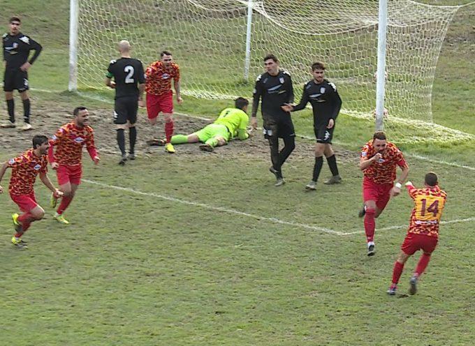 Ghiviborgo crisi infinita, battuto 2-0 dal Bra
