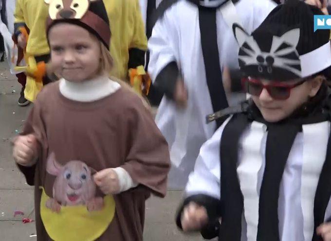 """""""Carnovale"""", a Porcari prende il via la festa dei più piccoli"""